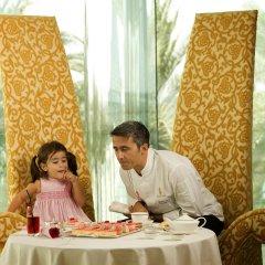 Отель Burj Al Arab Jumeirah питание