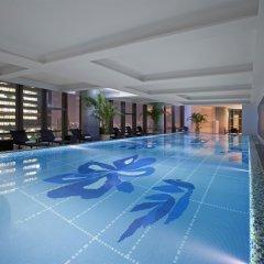 Отель Sheraton Seoul D Cube City Hotel Южная Корея, Сеул - отзывы, цены и фото номеров - забронировать отель Sheraton Seoul D Cube City Hotel онлайн бассейн фото 2