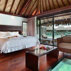 Отель Hilton Moorea Lagoon Resort and Spa комната для гостей фото 4