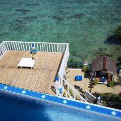 Отель Flora East Resort and Spa Филиппины, остров Боракай - отзывы, цены и фото номеров - забронировать отель Flora East Resort and Spa онлайн бассейн