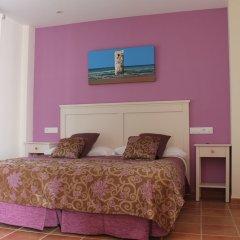 Отель Almadraba Conil Испания, Кониль-де-ла-Фронтера - отзывы, цены и фото номеров - забронировать отель Almadraba Conil онлайн комната для гостей фото 4