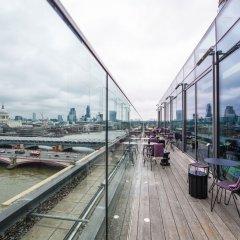 Отель Sea Containers London Лондон приотельная территория фото 2