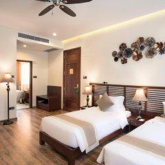 Отель Silk Sense Hoi An River Resort комната для гостей