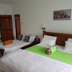 Отель Us Holiday Resort комната для гостей фото 3