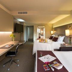 Отель Crowne Plaza Barcelona - Fira Center Испания, Барселона - 3 отзыва об отеле, цены и фото номеров - забронировать отель Crowne Plaza Barcelona - Fira Center онлайн фото 3