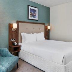 Отель Doubletree by Hilton Angel Kings Cross Лондон комната для гостей