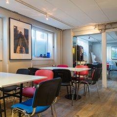 Отель JØRGENSEN Копенгаген гостиничный бар