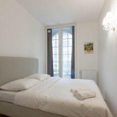 Отель Marais Renard Париж комната для гостей