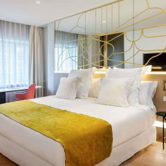 Отель Barcelo Torre de Madrid Испания, Мадрид - 1 отзыв об отеле, цены и фото номеров - забронировать отель Barcelo Torre de Madrid онлайн комната для гостей фото 5