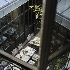 Hotel Mademoiselle Париж балкон