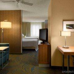 Отель Springhill Suites Columbus Airport Gahanna США, Гаханна - отзывы, цены и фото номеров - забронировать отель Springhill Suites Columbus Airport Gahanna онлайн удобства в номере фото 2