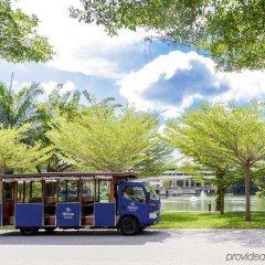 Отель Hilton Phuket Arcadia Resort and Spa Пхукет городской автобус