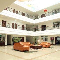 JingGangShanHongGe Hotel интерьер отеля