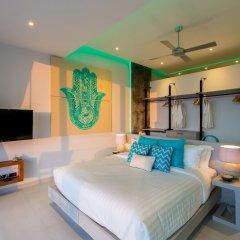 Отель 5-Bedroom Villa Omari with Private Pool пляж Ката детские мероприятия