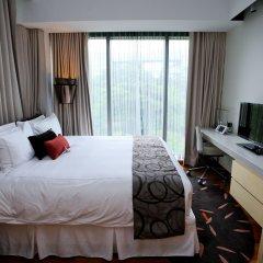 Отель Park Avenue Rochester комната для гостей