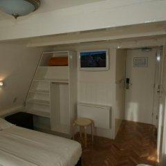 Hotel Hegra Amsterdam Centre сейф в номере