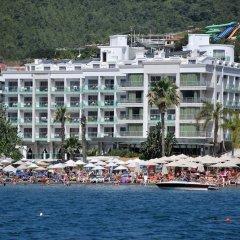 Blue Bay Platinum Hotel Мармарис пляж фото 2