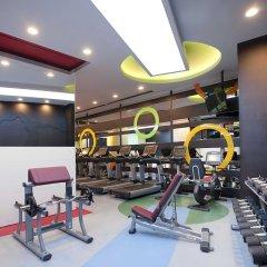 Radisson Blu Hotel Istanbul Pera фитнесс-зал фото 4