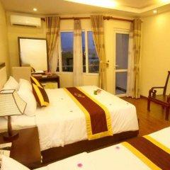 Luxury Nha Trang Hotel комната для гостей фото 2
