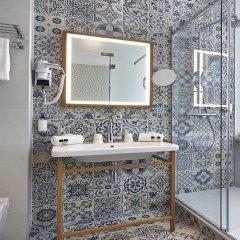 Отель Hygge Hotel Бельгия, Брюссель - 1 отзыв об отеле, цены и фото номеров - забронировать отель Hygge Hotel онлайн ванная фото 2