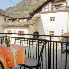 Отель Garni Gartenheim Кальдаро-сулла-Страда-дель-Вино балкон