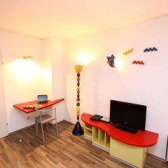 Отель CheckVienna - Apartment Rentals Vienna Австрия, Вена - 11 отзывов об отеле, цены и фото номеров - забронировать отель CheckVienna - Apartment Rentals Vienna онлайн комната для гостей фото 5