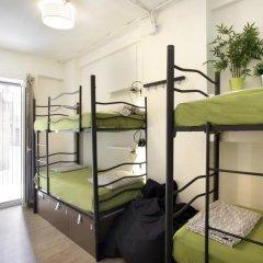 Gracia City Hostel Кровать в общем номере с двухъярусной кроватью фото 3
