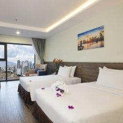 Отель Xavia Hotel Вьетнам, Нячанг - 1 отзыв об отеле, цены и фото номеров - забронировать отель Xavia Hotel онлайн комната для гостей фото 5