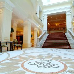 Corinthia Hotel Budapest интерьер отеля