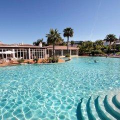 Отель Clube Porto Mos Португалия, Лагуш - отзывы, цены и фото номеров - забронировать отель Clube Porto Mos онлайн бассейн фото 2
