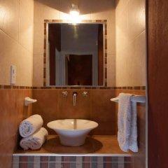 Отель Finca Silvestre Сан-Рафаэль ванная