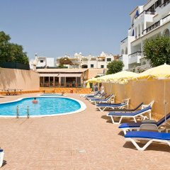Отель Apartamentos Do Parque Португалия, Албуфейра - отзывы, цены и фото номеров - забронировать отель Apartamentos Do Parque онлайн бассейн фото 3
