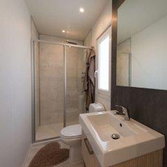 Отель Camping Serenissima Италия, Лимена - отзывы, цены и фото номеров - забронировать отель Camping Serenissima онлайн ванная фото 2