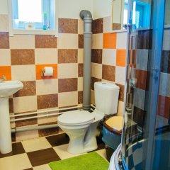 Гостиница Baza otdykha Tikhiy Bereg ванная
