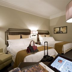 Crowne Plaza Rome-St. Peter's Hotel & Spa комната для гостей фото 5