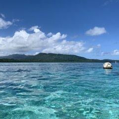 Отель Yvonne's Hotel Федеративные Штаты Микронезии, Понпеи - отзывы, цены и фото номеров - забронировать отель Yvonne's Hotel онлайн приотельная территория