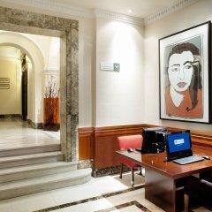 Отель H10 Villa de la Reina Boutique Hotel Испания, Мадрид - отзывы, цены и фото номеров - забронировать отель H10 Villa de la Reina Boutique Hotel онлайн интерьер отеля фото 2