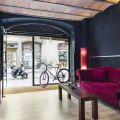 Отель Aspasios Las Ramblas Apartments Испания, Барселона - отзывы, цены и фото номеров - забронировать отель Aspasios Las Ramblas Apartments онлайн фитнесс-зал фото 2