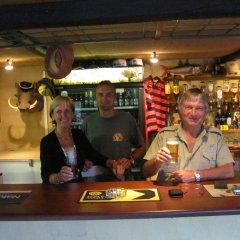 Отель Kudu Ridge Game Lodge гостиничный бар