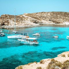 Отель Hostel Malti Мальта, Сан Джулианс - отзывы, цены и фото номеров - забронировать отель Hostel Malti онлайн пляж