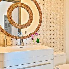 Отель Villa Giselle США, Лос-Анджелес - отзывы, цены и фото номеров - забронировать отель Villa Giselle онлайн ванная фото 2