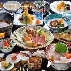 Отель Amagase Onsen Hotel Suikoen Япония, Хита - отзывы, цены и фото номеров - забронировать отель Amagase Onsen Hotel Suikoen онлайн питание