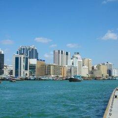 Отель Sea View Hotel ОАЭ, Дубай - отзывы, цены и фото номеров - забронировать отель Sea View Hotel онлайн приотельная территория