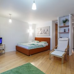Гостиница FortEstate Leninskiy Prospekt, 79 Bldg. 2 комната для гостей фото 4