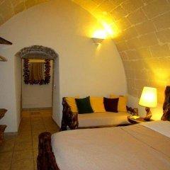 Отель Masseria Quis Ut Deus Италия, Криспьяно - отзывы, цены и фото номеров - забронировать отель Masseria Quis Ut Deus онлайн комната для гостей фото 5