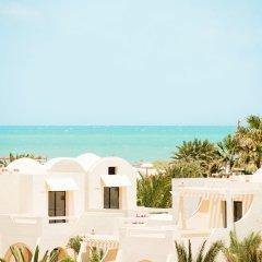 Отель Cesar Thalasso Тунис, Мидун - отзывы, цены и фото номеров - забронировать отель Cesar Thalasso онлайн пляж фото 2