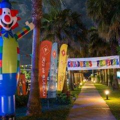 Miramare Beach Hotel Турция, Сиде - 1 отзыв об отеле, цены и фото номеров - забронировать отель Miramare Beach Hotel онлайн детские мероприятия