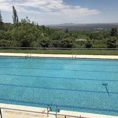 Отель Complejo Recreativo Baños del Sagrario бассейн фото 3