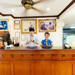 Thipurai Beach Hotel Annex гостиничный бар