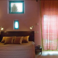 Отель Casa Azzurra Монтекассино комната для гостей фото 3